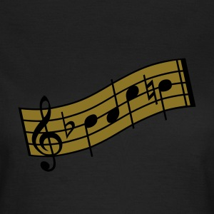 Chocolate bach T-Shirts - Frauen T-Shirt