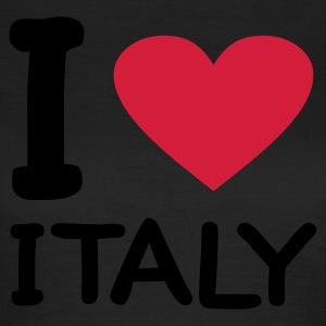 Oliven I love Italy T-shirts - Dame-T-shirt
