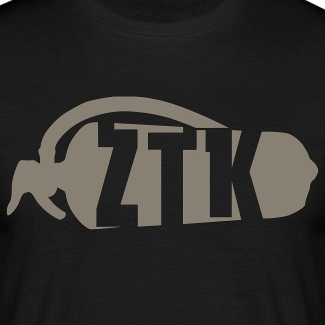 ZTK Extinguisher T-Shirt Camouflage Print