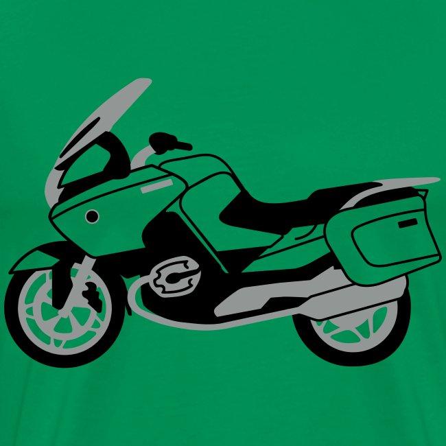 R1200RT Black Lowers (Khaki Green)