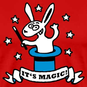 magic T-shirts - Herre premium T-shirt