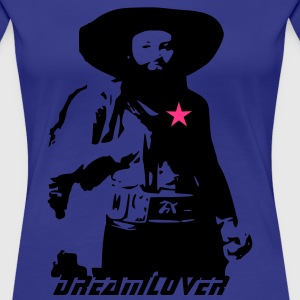 Andreas Hofer Girly Dreamlover Farbe änderbar - Frauen Premium T-Shirt