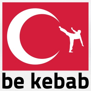 Weiß be Kabab © T-Shirts - Premium T-skjorte for kvinner