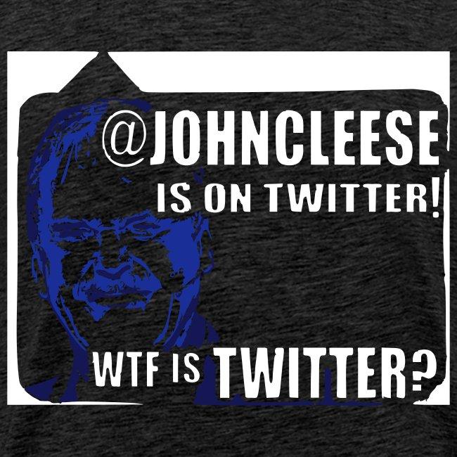 WTF is Twitter? Men's Less Trendy