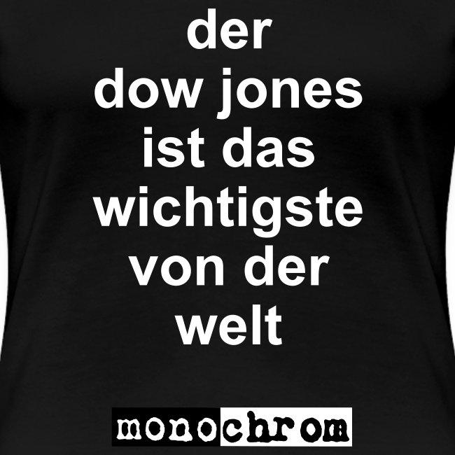 Der Dow Jones - wmn