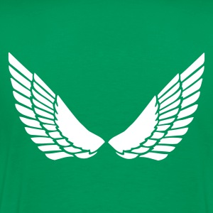 aile - ailes - wings - T-shirt Premium Homme