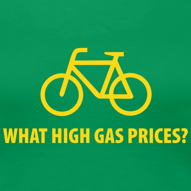 What high gas prices?