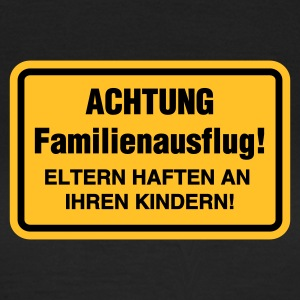 Chocolate Familienausflug T-Shirts - Frauen T-Shirt