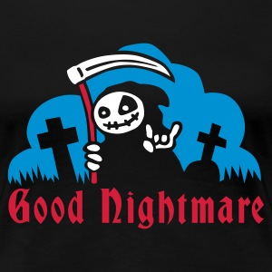 good_nightmare_3c T-skjorter - Premium T-skjorte for kvinner