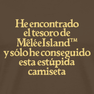 Diseño ~ Monkey Island (Tesoro Melee Island)