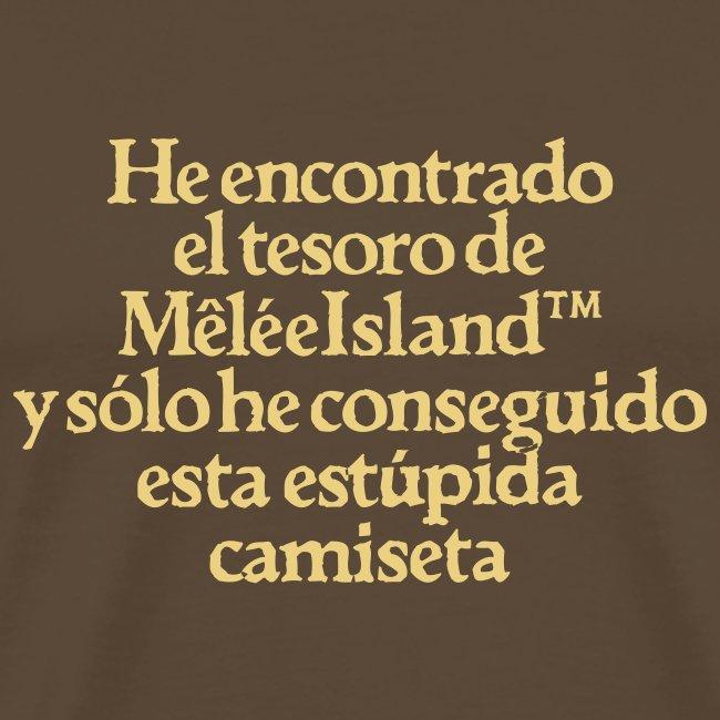 Monkey Island (Tesoro Melee Island)