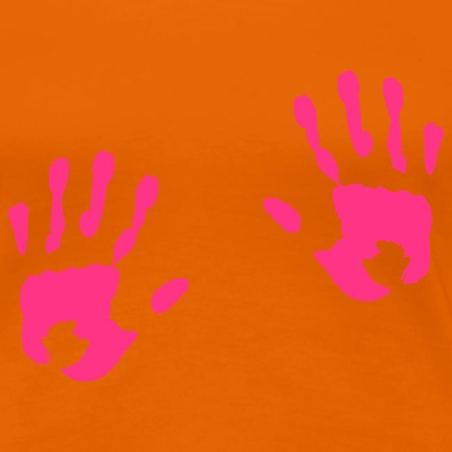 Freche Hände
