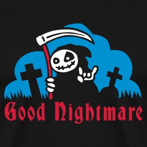 good_nightmare_3c T-Shirts - Men's Premium T-Shirt