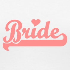 White Bride Women's T-Shirts