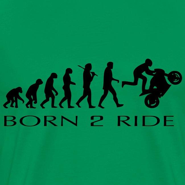 Born2ride Evolucion moto