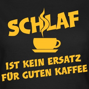 Chocolate Kaffee T-Shirts - Frauen T-Shirt