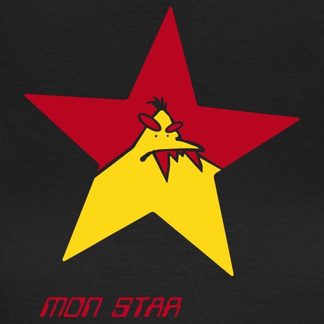 mon STAR girl monster