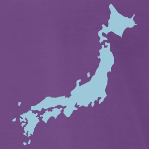 Indigo Japan Men's Tees - Men's Premium T-Shirt