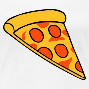 DE-Pizza - Frauen Premium T-Shirt