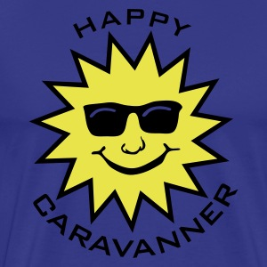 Happy Caravanner T-Shirts - Men's Premium T-Shirt