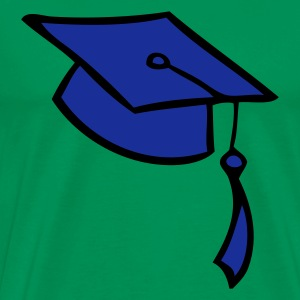 EN-College Graduation - Men's Premium T-Shirt