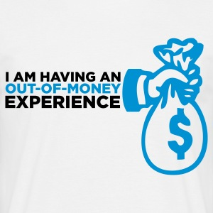 Out of Money Experience 2 (ENG, 2c) - Männer T-Shirt