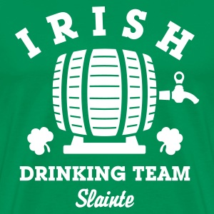 ::IRISH DRINKING TEAM:: - Männer Premium T-Shirt