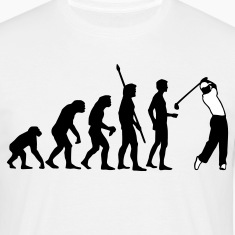 Sand evolution_golf_b_2c T-Shirts