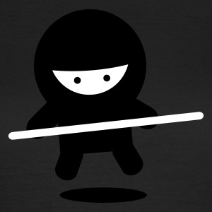 Chocolate Ninja Stab T-Shirts - Frauen T-Shirt