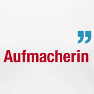Motiv ~ Aufmacherin