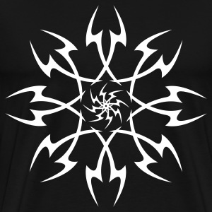 Tribal Design 12 - Men's Premium T-Shirt