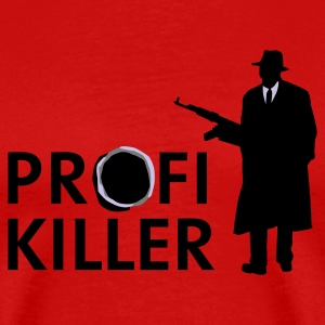 profi_killer_2 T-Shirts - Men's Premium T-Shirt