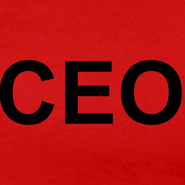 Red CEO t-shirt