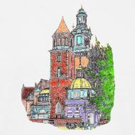 Design ~ Castle Classic T-shirt