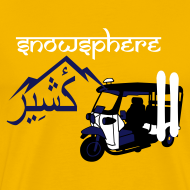 Design ~ Snowboard Kashmir Ricksaw