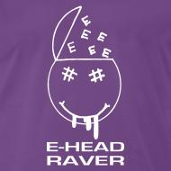 Design ~ E Head Raver Smiley Face