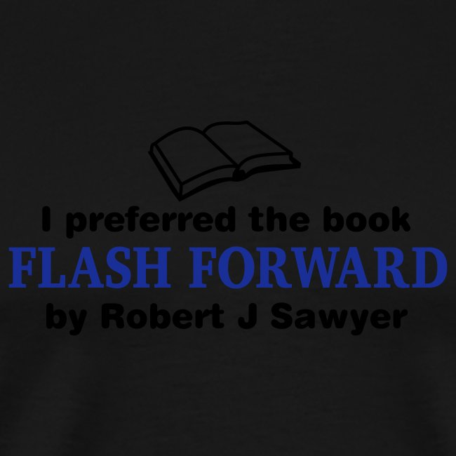 Flash Forward (Preferred Book) Various Colours