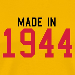 Yellow 1944 Men's Tees - Men's Premium T-Shirt