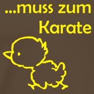 Motiv ~ muss zum Karate