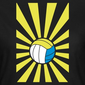beachvolley - T-shirt dam
