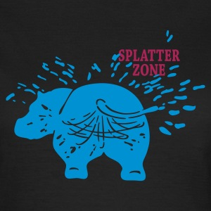 Splatter Zone - Frauen T-Shirt