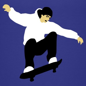 skater_c_3c Shirts - Teenage Premium T-Shirt