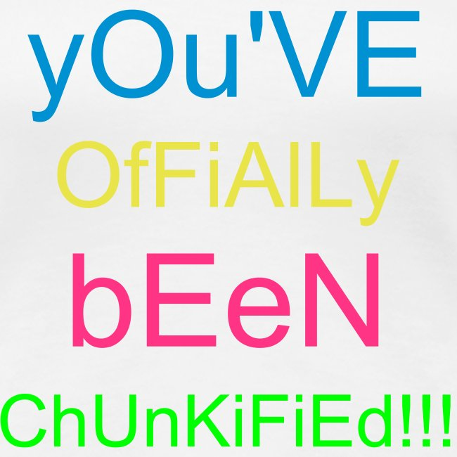 chunkified by chunky melon