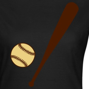 Baseball - Frauen T-Shirt
