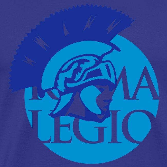 Hombre camiseta Basis Roman Legio