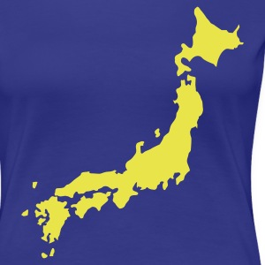 Türkis Japan T-Shirts - Frauen Premium T-Shirt