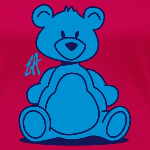 Teddy bear - Women's Premium T-Shirt