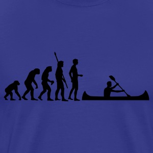 evolution_ruderer T-Shirts - Men's Premium T-Shirt