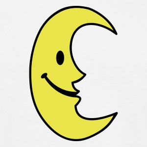 Smiley Mond T-Shirts - Männer T-Shirt