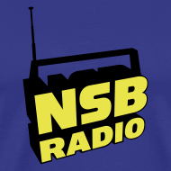 Design ~ NSB Yellow and Black on Royal Blue T